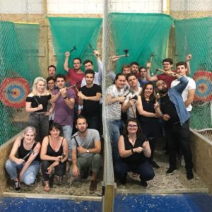 Team Building Virtual Room