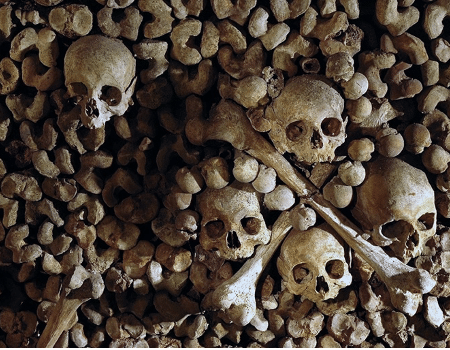 Catacombes Paris / Sortie divertissante