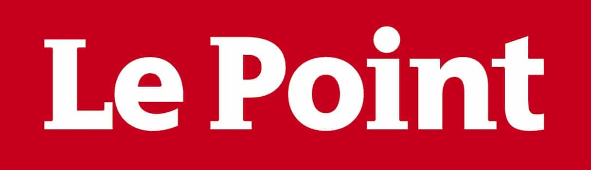 Image result for Le point logo